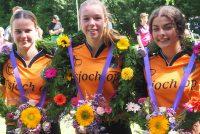 Partuur Gerde Lycklama à Nijeholt wint in Zweins