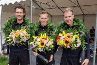 Trio Van der Bos ongenaakbaar op Sonnenborgh