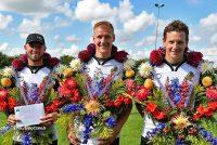 Trio Marten Bergsma wint ook in Hommerts