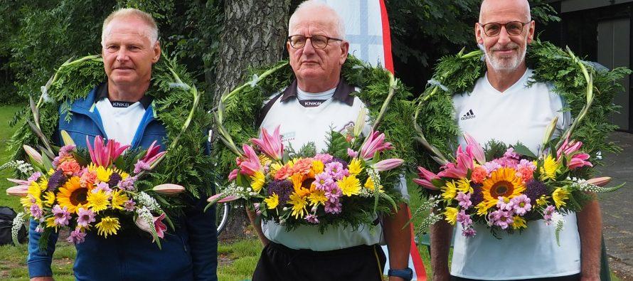 Partuur Johan van der Veen wint in Tytsjerk