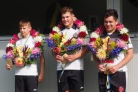 Partuur Verry van der Meer wint in Witmarsum