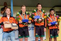 Sjirk de Wal wint ook in Franeker afdelingswedstrijd voor jongens