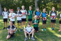 Partuur Frans Oosterbaan wint in Makkum bij pupillenjongens