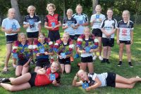 Partuur Jeldou Koopmans wint in Makkum de d.e.l. – wedstrijd bij de pupillenmeisjes