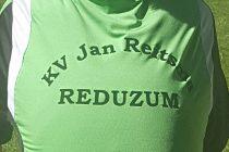 Lijst Reduzum heren eerste klasse wedstrijd vrije formatie zondag dd 6 september 2020