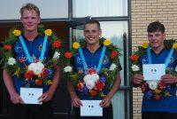 Partuur Riemer Hoekstra wint bij junioren partij