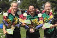 Trio Serena Hovenga wint bij de dames eerste klasse