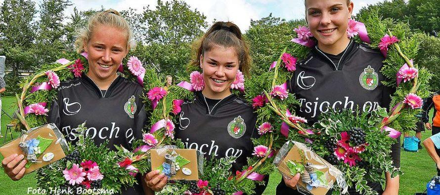 Trio Wybrich Bakker wint in Berltsum