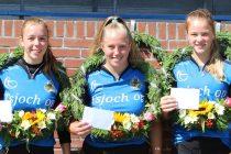 Partuur Larissa Smink wint in Holwerd