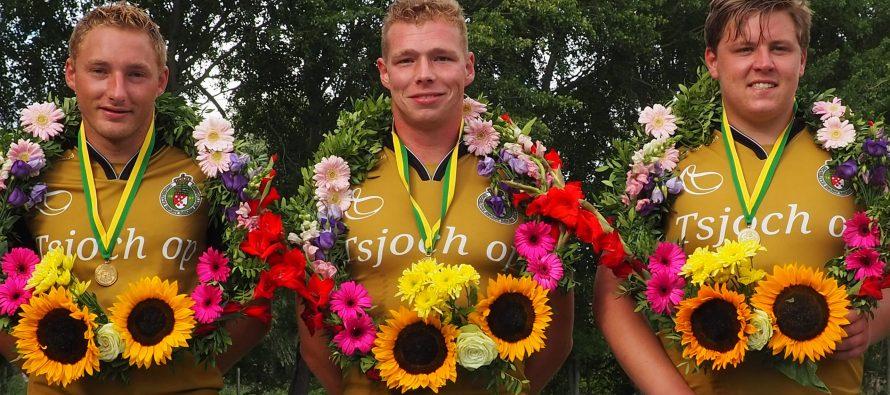 Allard Hoekstra wint ook in Makkum