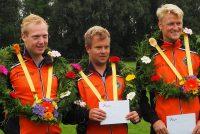 Partuur Simon Zijlstra wint vrije formatie heren eerste klasse in Menaam
