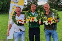 Partuur Henk Bles wint in Goutum de B-klasse bij de heren 50+