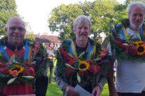 Partuur Evert Tolsma wint op Sonnenborgh bij heren 50+