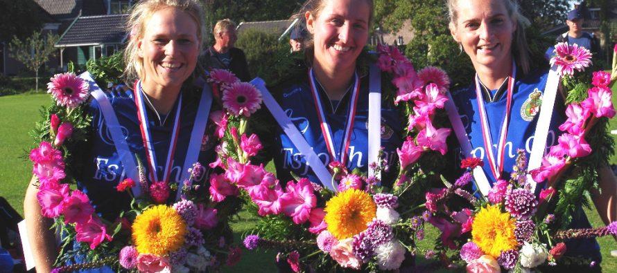 Trio Ilse Tuinenga wint generale Frouljus-PC